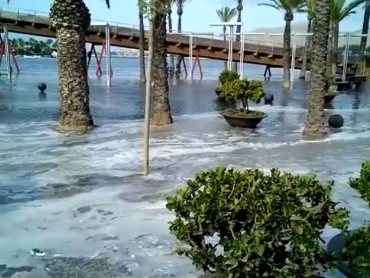 tsunami mallorca 4 - Tsunami mallorca bilder