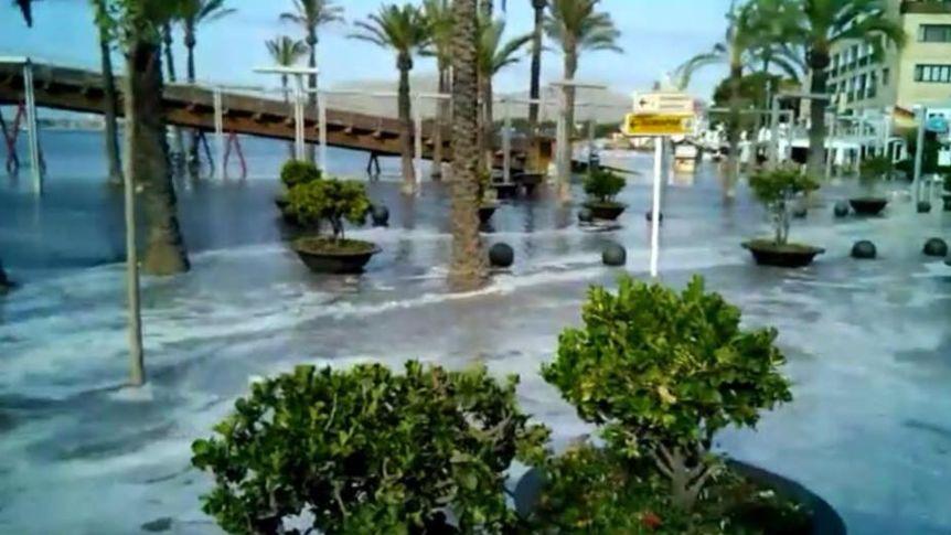 tsunami mallorca - Tsunami mallorca bilder