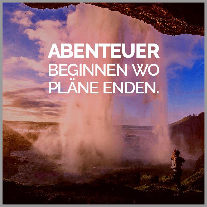 Abenteuer beginnen wo plaene enden - Abenteuer beginnen wo plaene enden