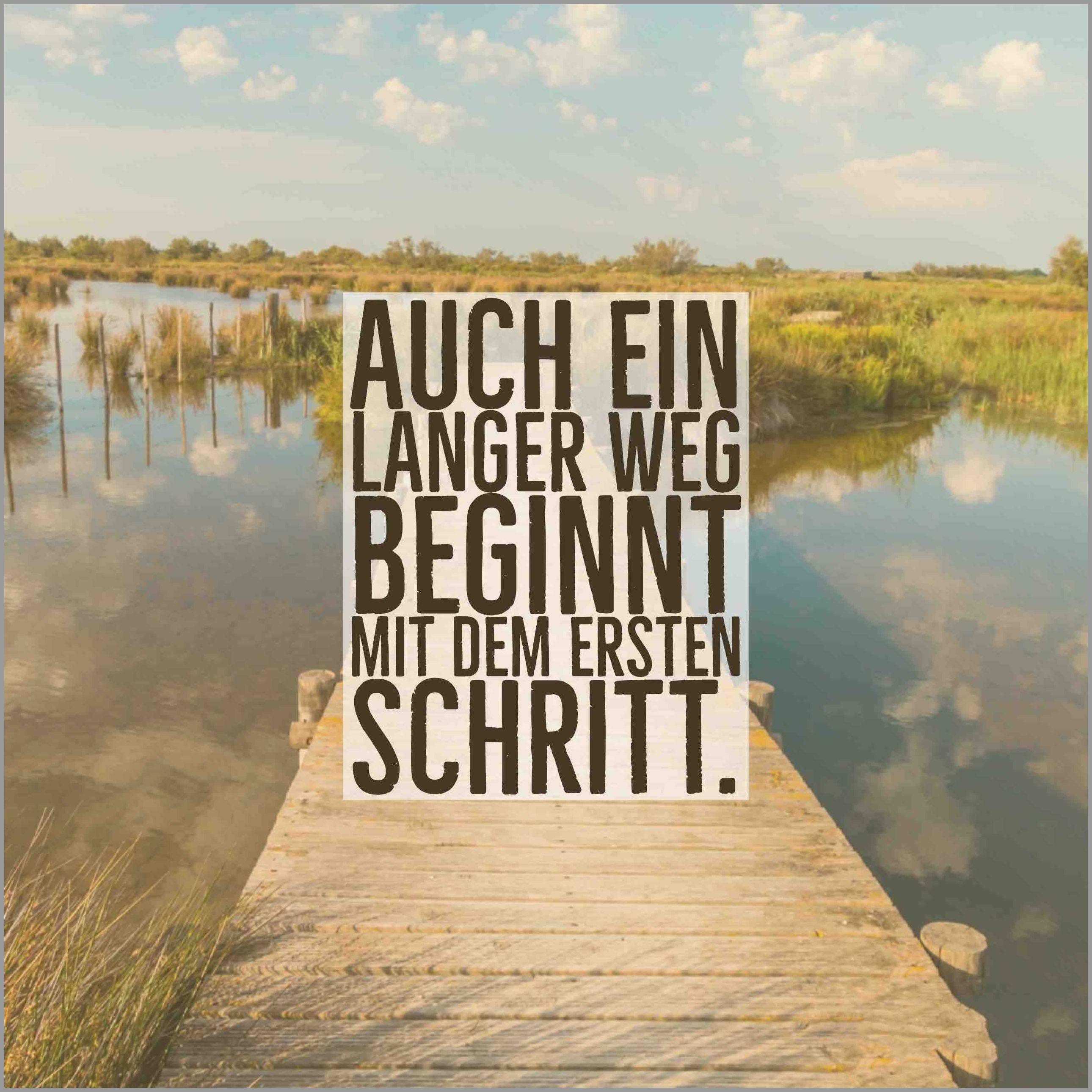 Auch ein langer weg beginnt mit dem ersten schritt - Auch ein langer weg beginnt mit dem ersten schritt