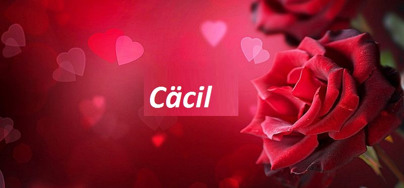 Bilder mit namen Cäcil - Bilder mit namen Cäcil