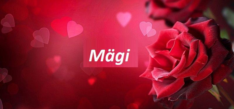 Bilder mit namen Mägi - Bilder mit namen Mägi