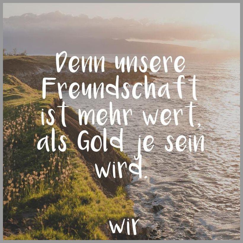 Denn unsere freundschaft ist mehr wert als gold je sein wird - Denn unsere freundschaft ist mehr wert als gold je sein wird