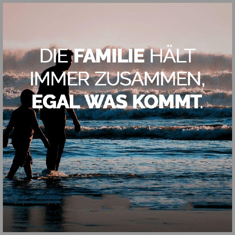 Die familie haelt immer zusammen egal was kommt - Die familie haelt immer zusammen egal was kommt