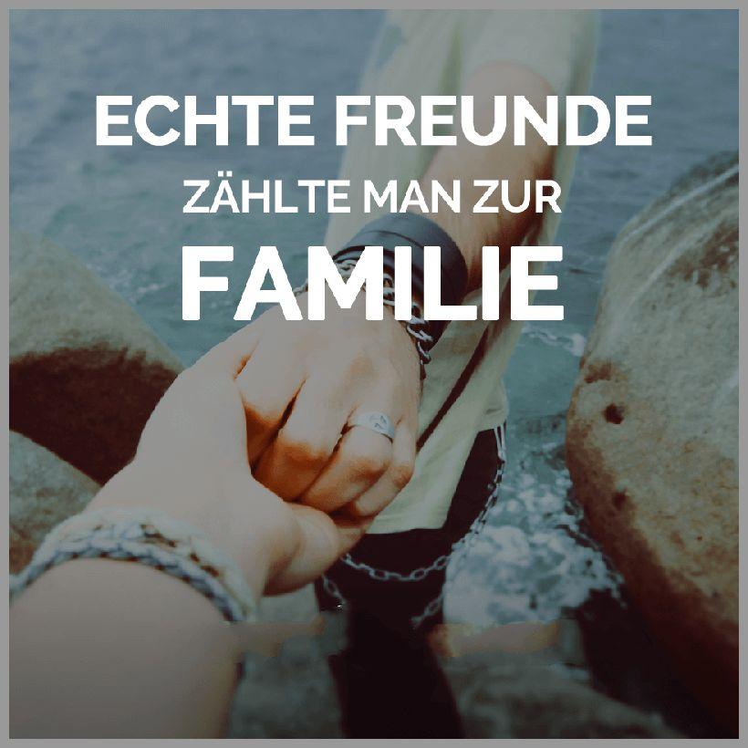 Echte freunde zaehlt man zur familie - Echte freunde zaehlt man zur familie