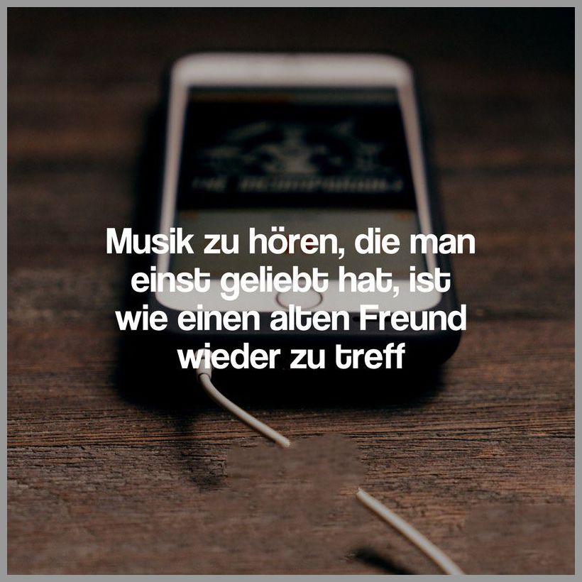 Musik zu hoeren die man einst geliebt hat ist wie einen alten freund wieder zu treffen - Musik zu hoeren die man einst geliebt hat ist wie einen alten freund wieder zu treffen