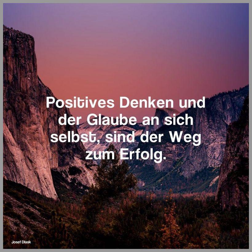 Positives denken und der glaube an sich selbst sind der weg zum erfolg - Positives denken und der glaube an sich selbst sind der weg zum erfolg