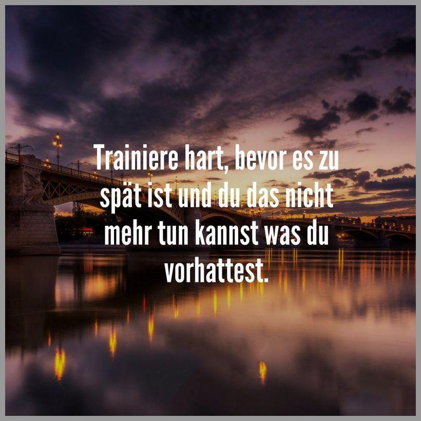Trainiere hart bevor es zu spaet ist und du das nicht mehr tun kannst was du vorhattest - Trainiere hart bevor es zu spaet ist und du das nicht mehr tun kannst was du vorhattest