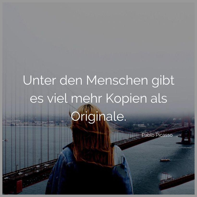 Unter den menschen gibt es viel mehr kopien als originale - Unter den menschen gibt es viel mehr kopien als originale
