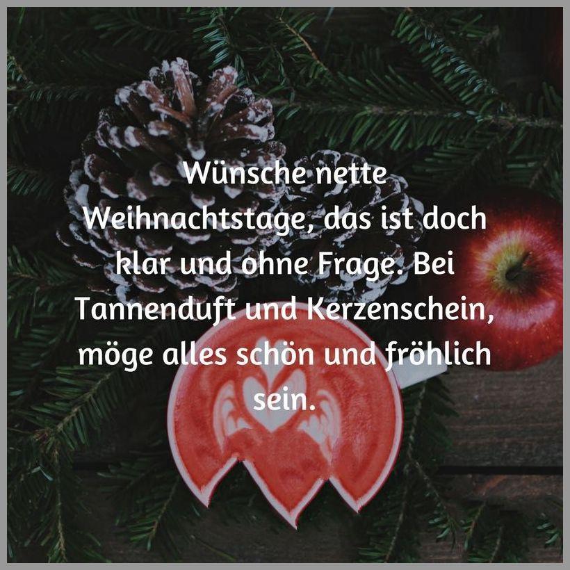 Wuensche nette weihnachtstage das ist doch klar und ohne frage bei tannenduft und kerzenschein moege alles schoen und froehlich sein - Wuensche nette weihnachtstage das ist doch klar und ohne frage bei tannenduft und kerzenschein moege alles schoen und froehlich sein