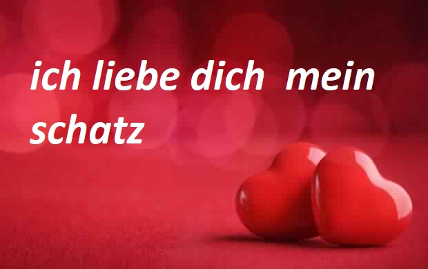 Ich Liebe Dich Mein Schatz Bilder Und Sprüche Für Whatsapp