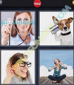 4 bilder 1 wort level 1002 lösung HOREN - 4 bilder 1 wort level 1002 lösung HOREN