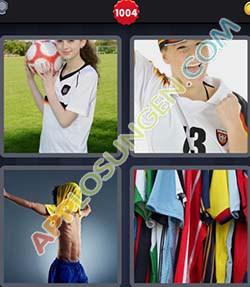 4 bilder 1 wort level 1004 lösung TRIKOT - 4 bilder 1 wort level 1004 lösung TRIKOT