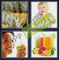 4 bilder 1 wort level 101 lösung FRUCHT - 4 bilder 1 wort level 101 lösung FRUCHT