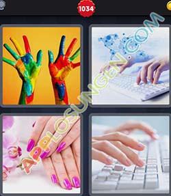 4 bilder 1 wort level 1034 lösung FINGER - 4 bilder 1 wort level 1034 lösung FINGER