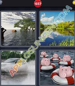 4 bilder 1 wort level 1037 lösung FLUT - 4 bilder 1 wort level 1037 lösung FLUT
