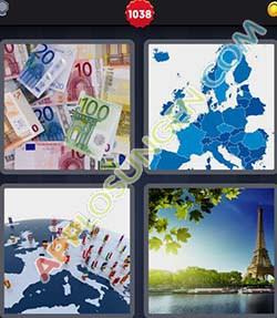 4 bilder 1 wort level 1038 lösung EUROPA - 4 bilder 1 wort level 1038 lösung EUROPA