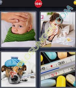 4 bilder 1 wort level 1041 lösung FIEBER - 4 bilder 1 wort level 1041 lösung FIEBER