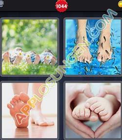 4 bilder 1 wort level 1044 lösung FUSSE - 4 bilder 1 wort level 1044 lösung FUSSE
