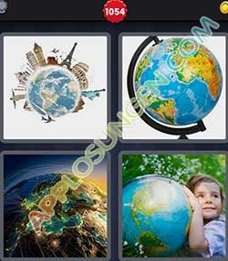 4 bilder 1 wort level 1054 lösung GLOBUS - 4 bilder 1 wort level 1054 lösung GLOBUS