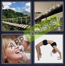 4 bilder 1 wort level 106 lösung BRUCKE - 4 bilder 1 wort level 106 lösung BRUCKE