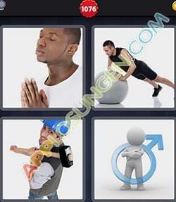 4 bilder 1 wort level 1076 lösung MANNLICH - 4 bilder 1 wort level 1076 lösung MANNLICH