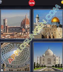 4 bilder 1 wort level 1078 lösung KUPPEL - 4 bilder 1 wort level 1078 lösung KUPPEL