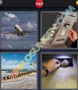 4 bilder 1 wort level 1107 lösung ABHEBEN - 4 bilder 1 wort level 1107 lösung ABHEBEN