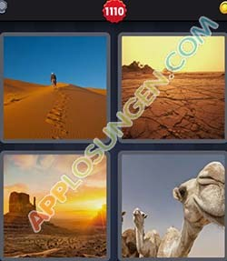 4 bilder 1 wort level 1110 lösung WUSTE - 4 bilder 1 wort level 1110 lösung WUSTE