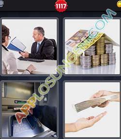 4 bilder 1 wort level 1117 lösung KREDIT - 4 bilder 1 wort level 1117 lösung KREDIT