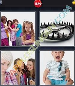 4 bilder 1 wort level 1129 lösung GEMEIN - 4 bilder 1 wort level 1129 lösung GEMEIN