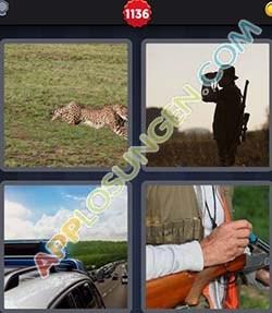 4 bilder 1 wort level 1136 lösung JAGD - 4 bilder 1 wort level 1136 lösung JAGD