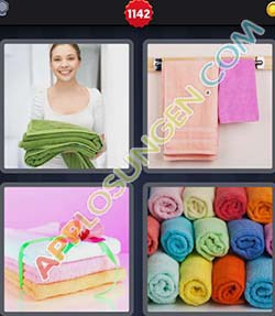 4 bilder 1 wort level 1142 lösung HANDTUCH - 4 bilder 1 wort level 1142 lösung HANDTUCH