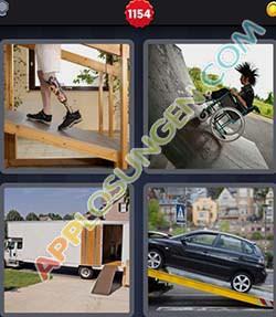 4 bilder 1 wort level 1154 lösung RAMPE - 4 bilder 1 wort level 1154 lösung RAMPE