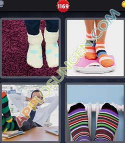4 bilder 1 wort level 1169 lösung SOCKEN - 4 bilder 1 wort level 1169 lösung SOCKEN