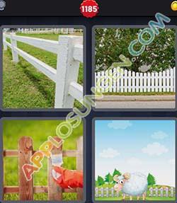 4 bilder 1 wort level 1185 lösung ZAUN - 4 bilder 1 wort level 1185 lösung ZAUN
