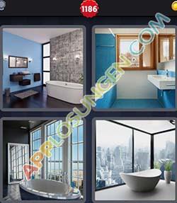 4 bilder 1 wort level 1186 lösung WANNE - 4 bilder 1 wort level 1186 lösung WANNE