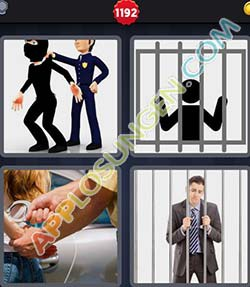 4 bilder 1 wort level 1192 lösung ARREST - 4 bilder 1 wort level 1192 lösung ARREST