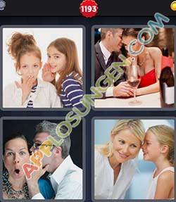 4 bilder 1 wort level 1193 lösung FLUSTERN - 4 bilder 1 wort level 1193 lösung FLUSTERN