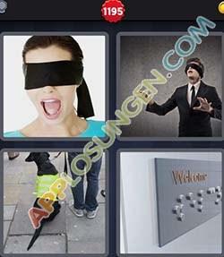 4 bilder 1 wort level 1195 lösung BLIND - 4 bilder 1 wort level 1195 lösung BLIND