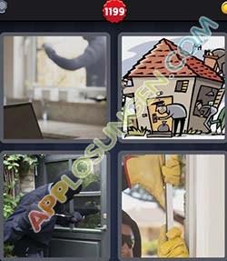 4 bilder 1 wort level 1199 lösung EINBRUCH - 4 bilder 1 wort level 1199 lösung EINBRUCH