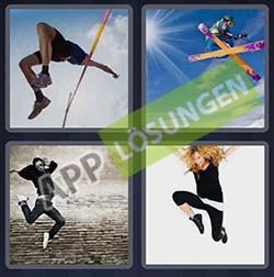 4 bilder 1 wort level 120 lösung SPRINGEN - 4 bilder 1 wort level 120 lösung SPRINGEN