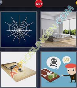4 bilder 1 wort level 1207 lösung FALLE - 4 bilder 1 wort level 1207 lösung FALLE