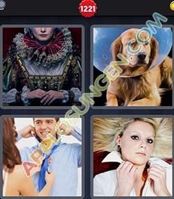 4 bilder 1 wort level 1221 lösung KRAGEN - 4 bilder 1 wort level 1221 lösung KRAGEN