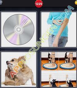 4 bilder 1 wort level 1225 lösung KRATZEN - 4 bilder 1 wort level 1225 lösung KRATZEN