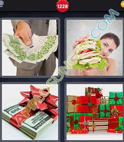 4 bilder 1 wort level 1228 lösung GENEROS - 4 bilder 1 wort level 1228 lösung GENEROS