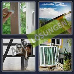 4 bilder 1 wort level 123 lösung FENSTER - 4 bilder 1 wort level 123 lösung FENSTER