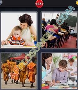 4 bilder 1 wort level 1231 lösung LEHRER - 4 bilder 1 wort level 1231 lösung LEHRER