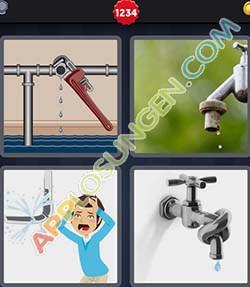 4 bilder 1 wort level 1234 lösung LECK - 4 bilder 1 wort level 1234 lösung LECK