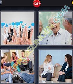 4 bilder 1 wort level 1237 lösung PLAUDERN - 4 bilder 1 wort level 1237 lösung PLAUDERN